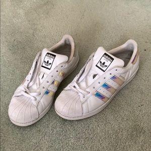Custom made Adidas women's shoes